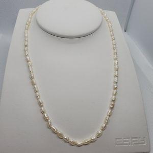 Vintage Cream Necklace